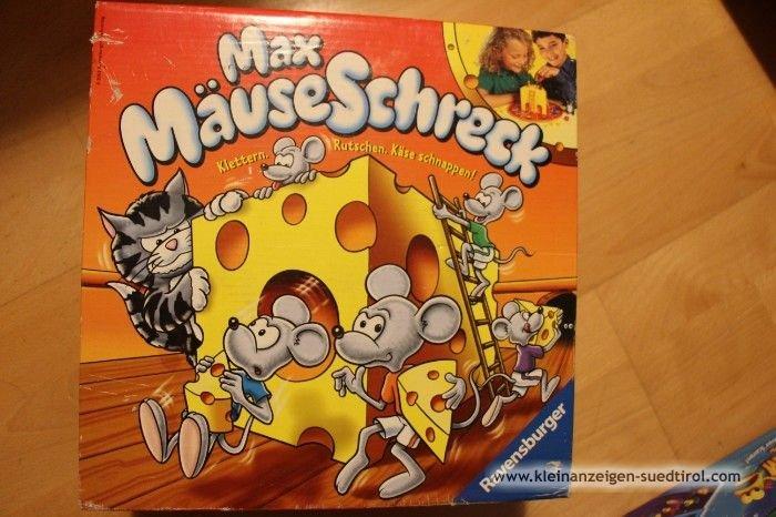 Max Mäuseschreck Anleitung