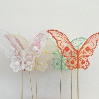 Blumendeko Schmetterling - thumb
