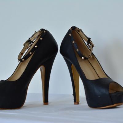 Ball / Schuhe schwarz Gr.39 - thumb