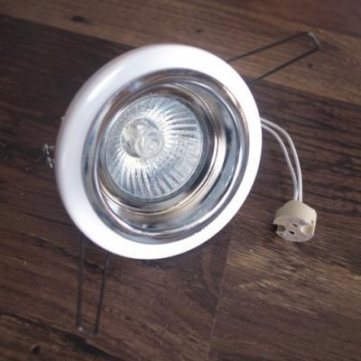 11x Einbaustrahler Chrom Leuchte Lampe LED Halogen - thumb