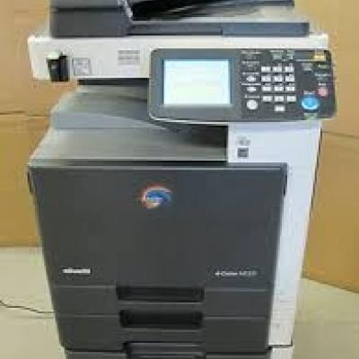 Verkaufe Kopiermaschine Marke Olivetti mf201 plus - thumb