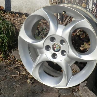 Alufelgen `17, Alfa Romeo 156 - thumb