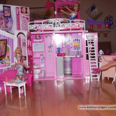 Verschiedene Barbieartikel - thumb