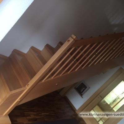 Treppengeländer und Verkleidung - thumb