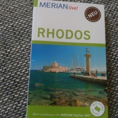 Reiseführer Rhodos - thumb
