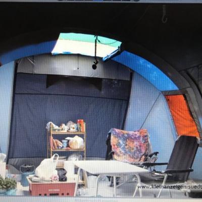 Tunnelzelt Marke Ferrino - thumb