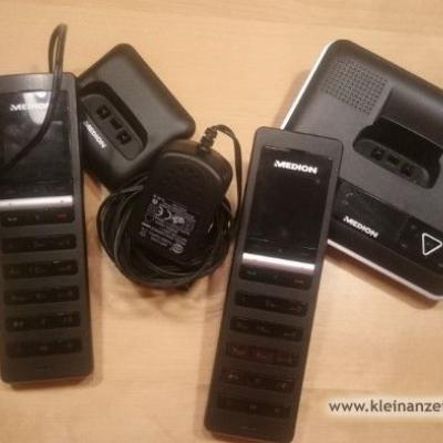 Verkaufe kabelloses Haustelefon - thumb