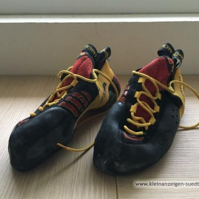 Kletterschuhe la sportiva genius - thumb