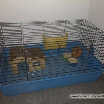 Käfig für Kanienchen - thumb