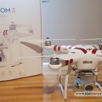 Drohne DJI Phantom 3 Standard zu verkaufen - thumb