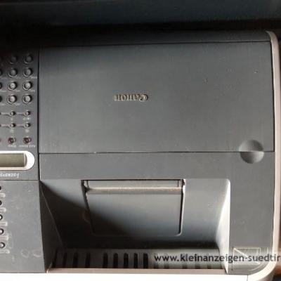 Faxgerät und Laserdrucker günstig abzugeben - thumb