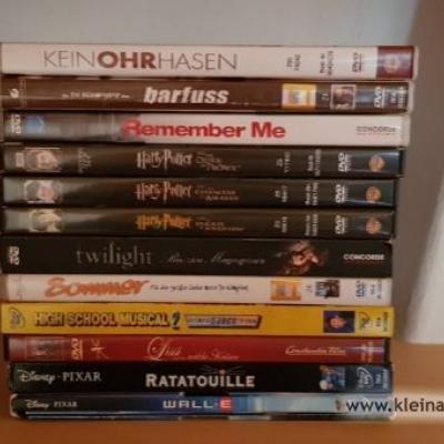 DVDs in deutscher Sprache - thumb