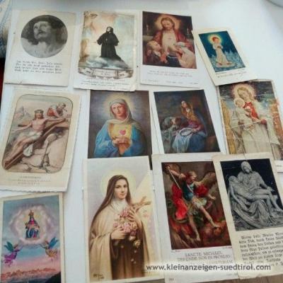 Heiligen und Gebetsbildchen - thumb