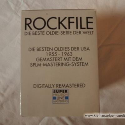 10 CD-Box Rockfile - thumb
