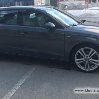 Audi A3 sline quattro - thumb