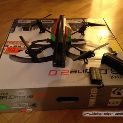 Drohne Parrot AR - thumb