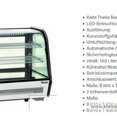 Kühlvitrinen ❄ Vetrine frigorifero - thumb
