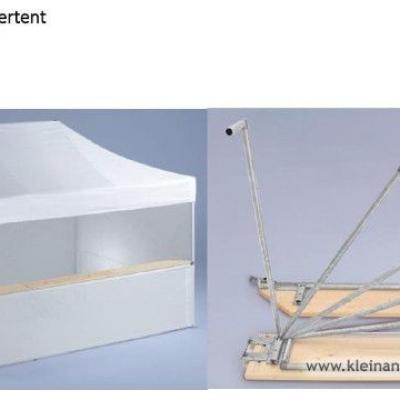 Faltzelt-Thekenelemente | Banconi per gazzebi - thumb