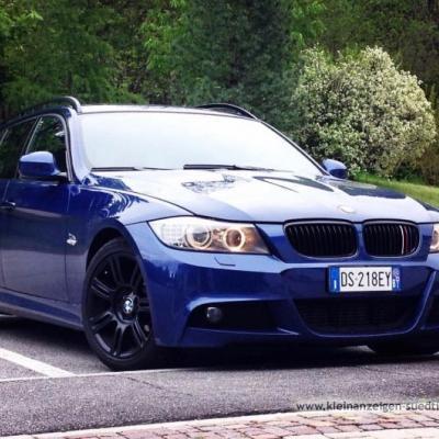 BMW 320d M-Sport - thumb