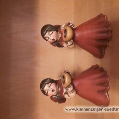 Zwei alte Thun Engel (Signiert von LeneThun)150€ - thumb