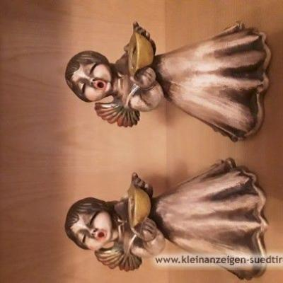 Zwei alte Thun Engel mit einer Höhe von 21cm 150€ - thumb