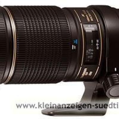 Tamron AF 180mm 3,5 Di LD Macro 1:1 SP Canon - thumb