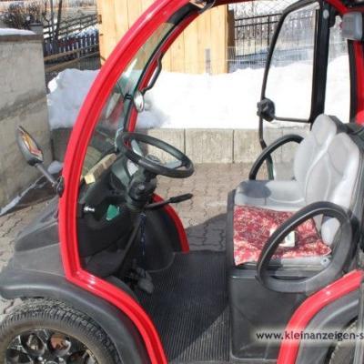 Elektromotorrad - thumb