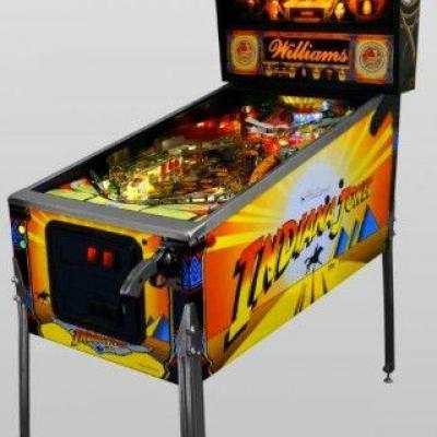 Flipper Automt, Spielautomat - thumb