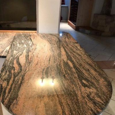 Granitsteinplatte 2 Stück - thumb