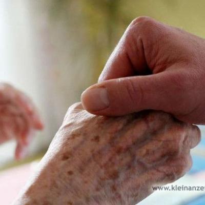 Vollzeit Pflegerin gesucht - thumb