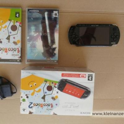 PSP Slim/Lite [3004] + 2 Spiele 99€ - thumb