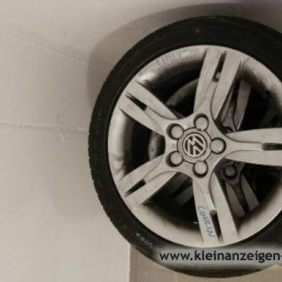 Felgen samt Winterreifen(16) //VW Polo GTI - thumb