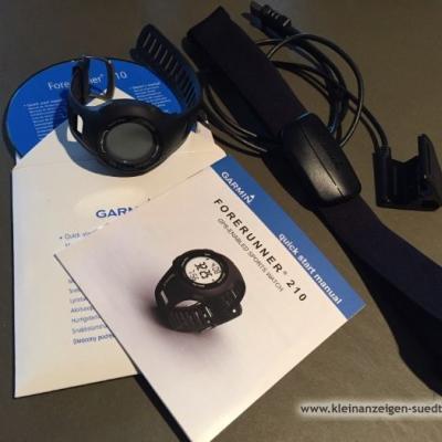 Sportuhr Garmin Forerunner 210 GPS - thumb