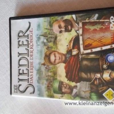 PC-Spiel Die Siedler - thumb