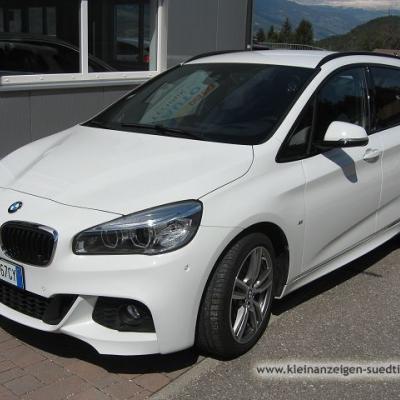 Verkaufe BMW Grand Tourer 220d X-drive Automatik - thumb