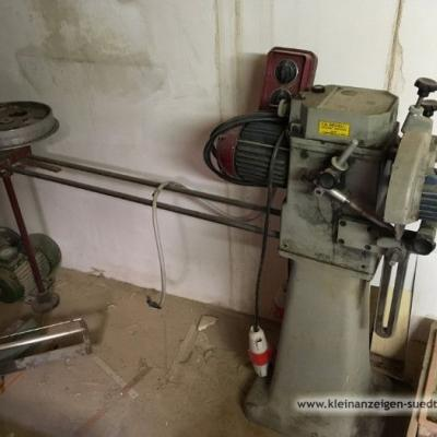 Bandsägenschleifmaschine - thumb