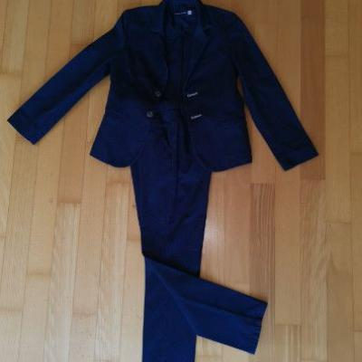 Anzug für 8 Jährige für Erstkommunion/Hochzeit - thumb