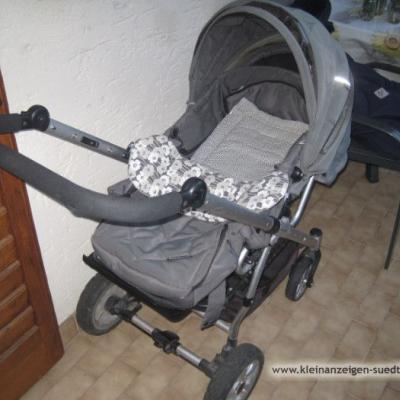 Kinderwagen Gesslein F4 - thumb