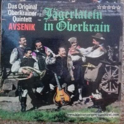 LP Slavko Avsenik und seine Original Oberkrainer - thumb
