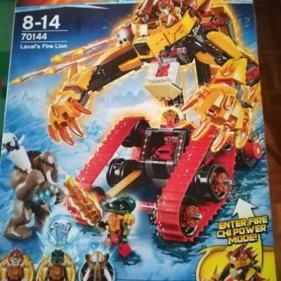 Lego Chima - thumb
