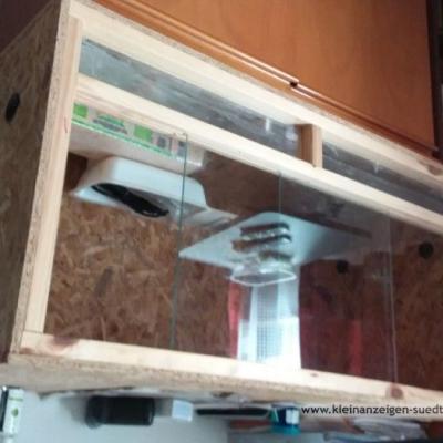 Terrarium aus Holz neu - thumb