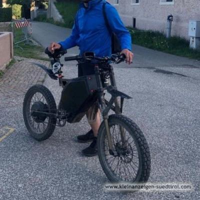 Verkaufe Leistungstarkes E-Bike - thumb