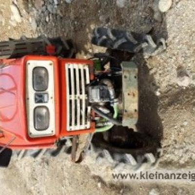 Kleintraktor yanmar - thumb