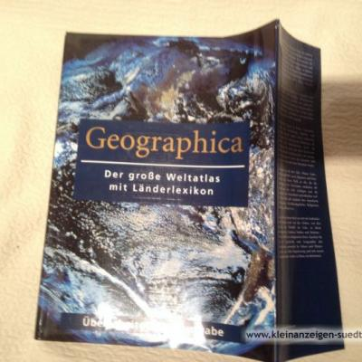 Atlas Geographica zu verschenken - thumb