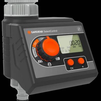 GARDENA Bewässerungscomputer mit Bodenfeuchtesensor - thumb