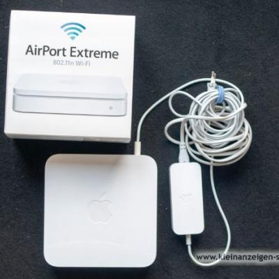 Router Apple AirPort Extreme 802.11n - thumb