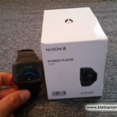 UHR NIXON Rubber Player - thumb