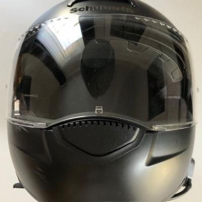 Helm Schuberth C3 mit Sprachsystem Cardo G4 - thumb