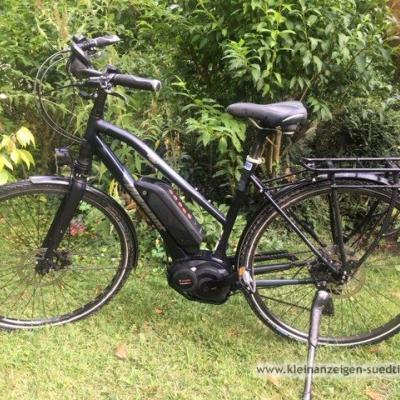 2x Pedelec/E-Bike Diamant Elan+ // von 2016 - thumb