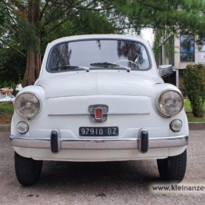 Verkaufe Fiat600 D - thumb
